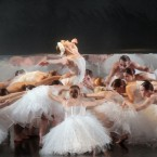 Labuđe jezero_Nika Lilek, ansambl Baleta i studenti druge godine studija Gluma i mediji