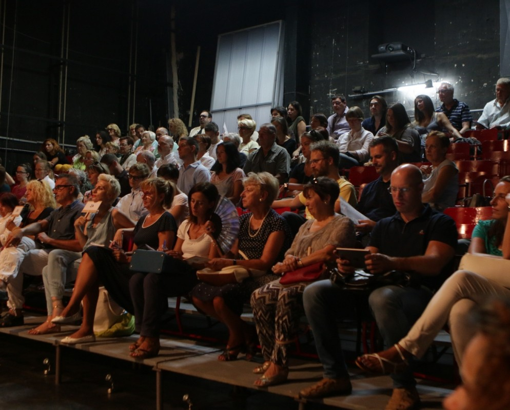 Zastupnici Kazališnog sabora