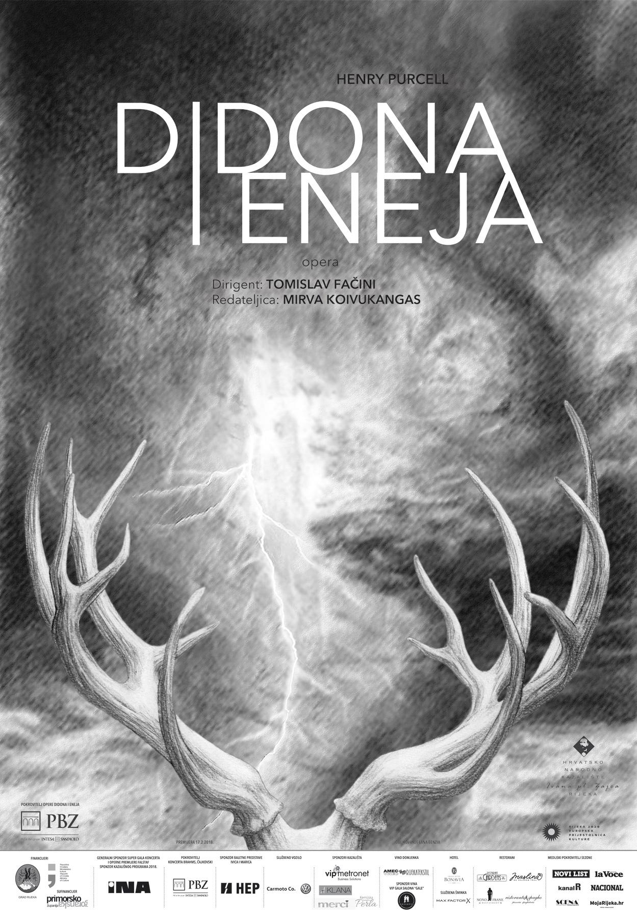 Premijera opere 'Didona i Eneja' u riječkom HNK-u