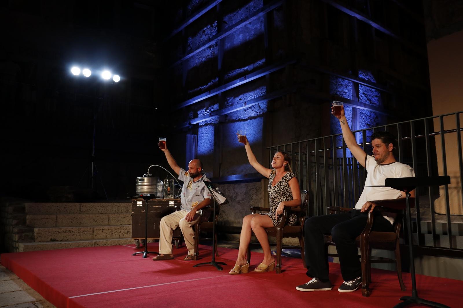 Zajc stand up-Dean Krivačić, Anastazija Balaž i Jasmin Mekić (1)