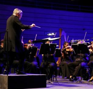 Dunja Vejzović i orkestar Opere