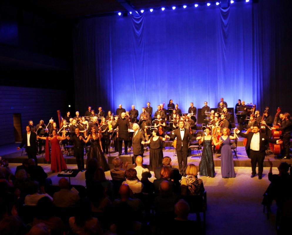 Dunja Vejzović, solisti i orkestar Opere
