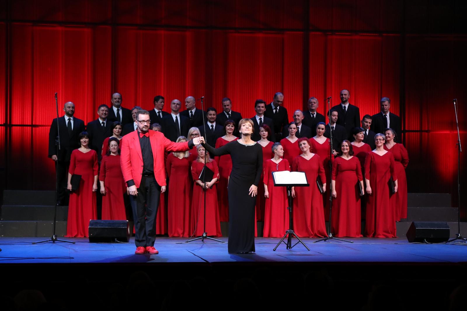 Zbor Opere HNK Ivana pl. Zajca, Nicoletta Olivieri, Vladimir Babin (2)