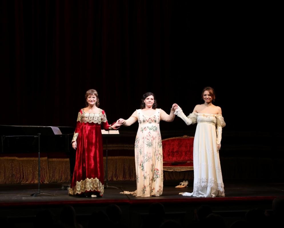 Nicoletta Olivieri, Anamarija Knego, Ivana Srbljan (2)
