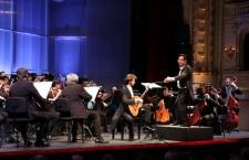 Orkestar Opere HNK Ivana pl. Zajca, dirigent TaeJung Lee i solist Petrit Ceku