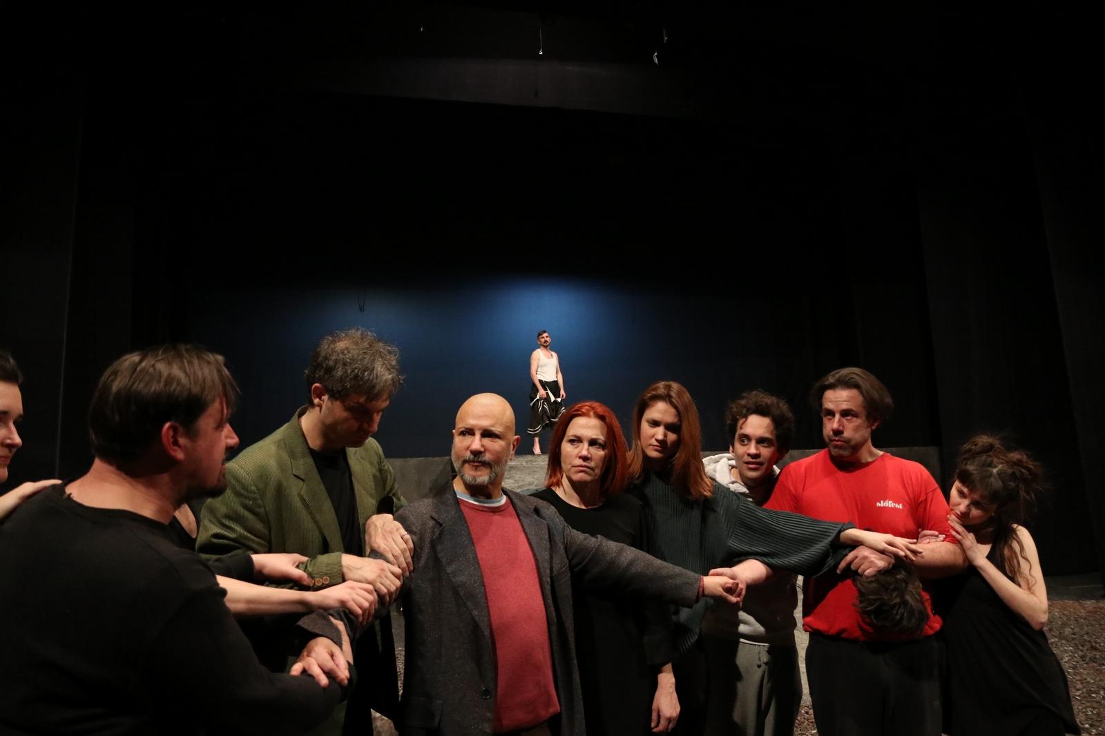 Premijera predstave 'Gorski divovi / I giganti della montagna' u riječkom Zajcu
