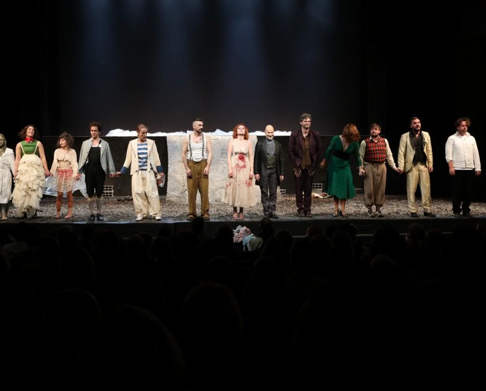 Glumačka ekipa predstave Gorski divovi (3)