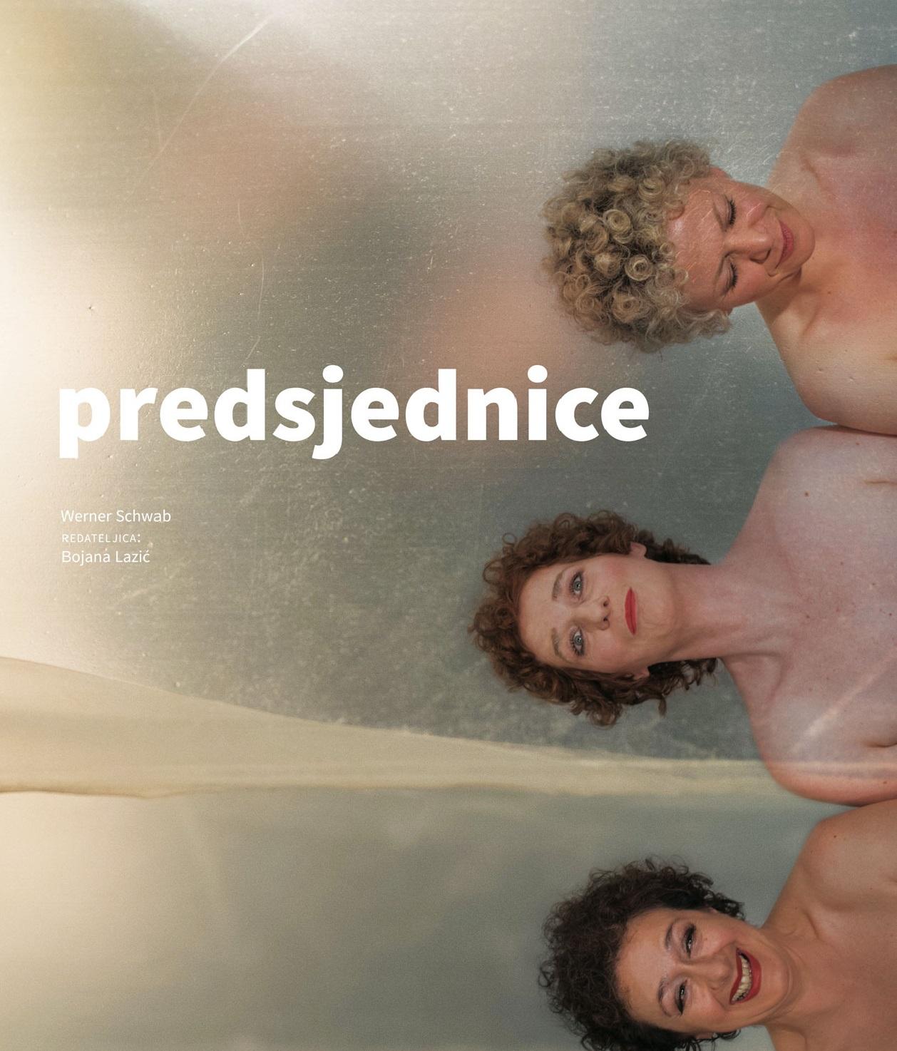 Predsjednice - naslovnica
