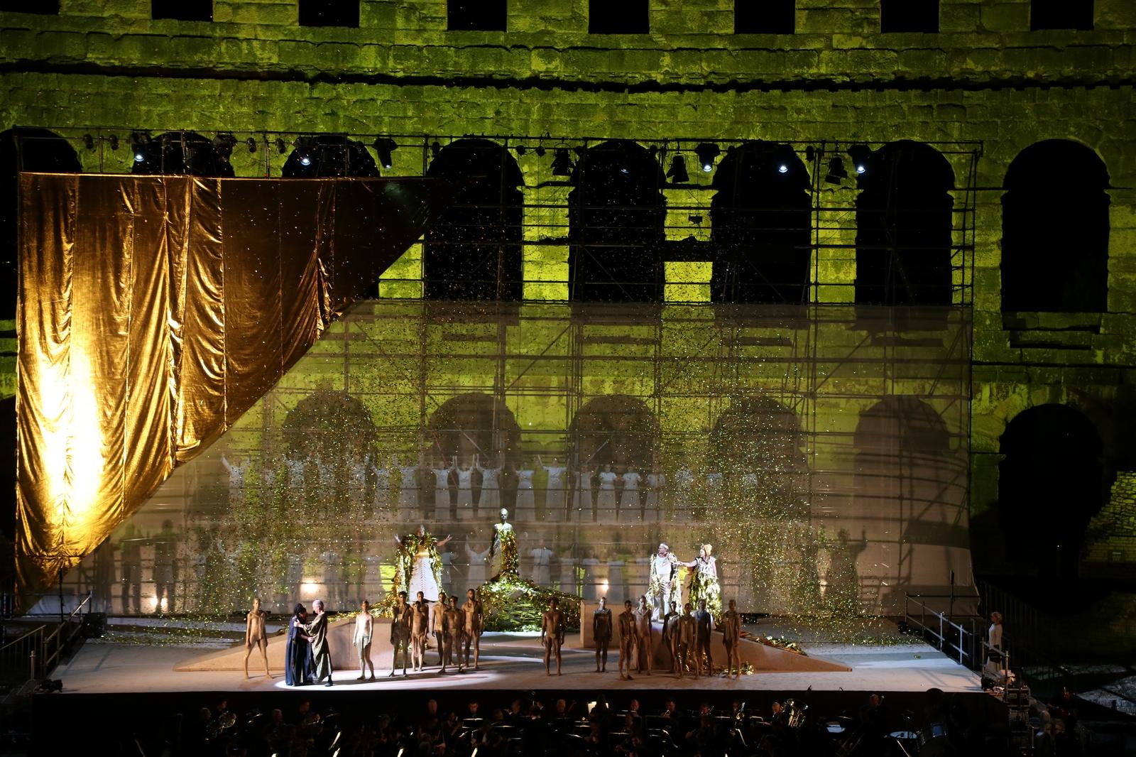 Verdijeva 'Aida' u pulskoj Areni
