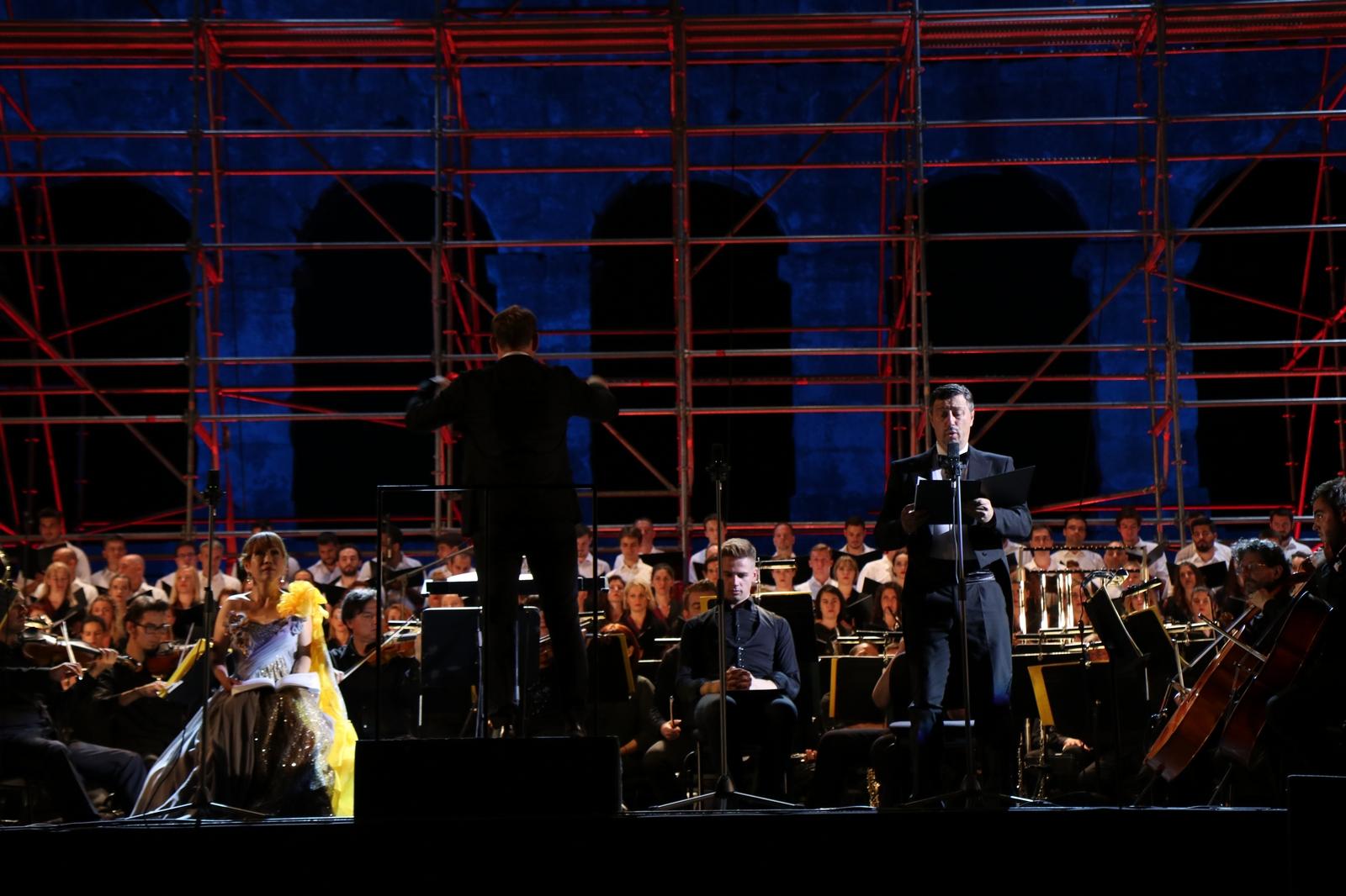 Orffova kantata 'Carmina Burana' u pulskoj Areni