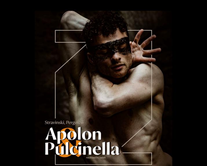 Premijera baletnih predstave 'Apolon' & 'Pulcinella' u riječkom HNK-u