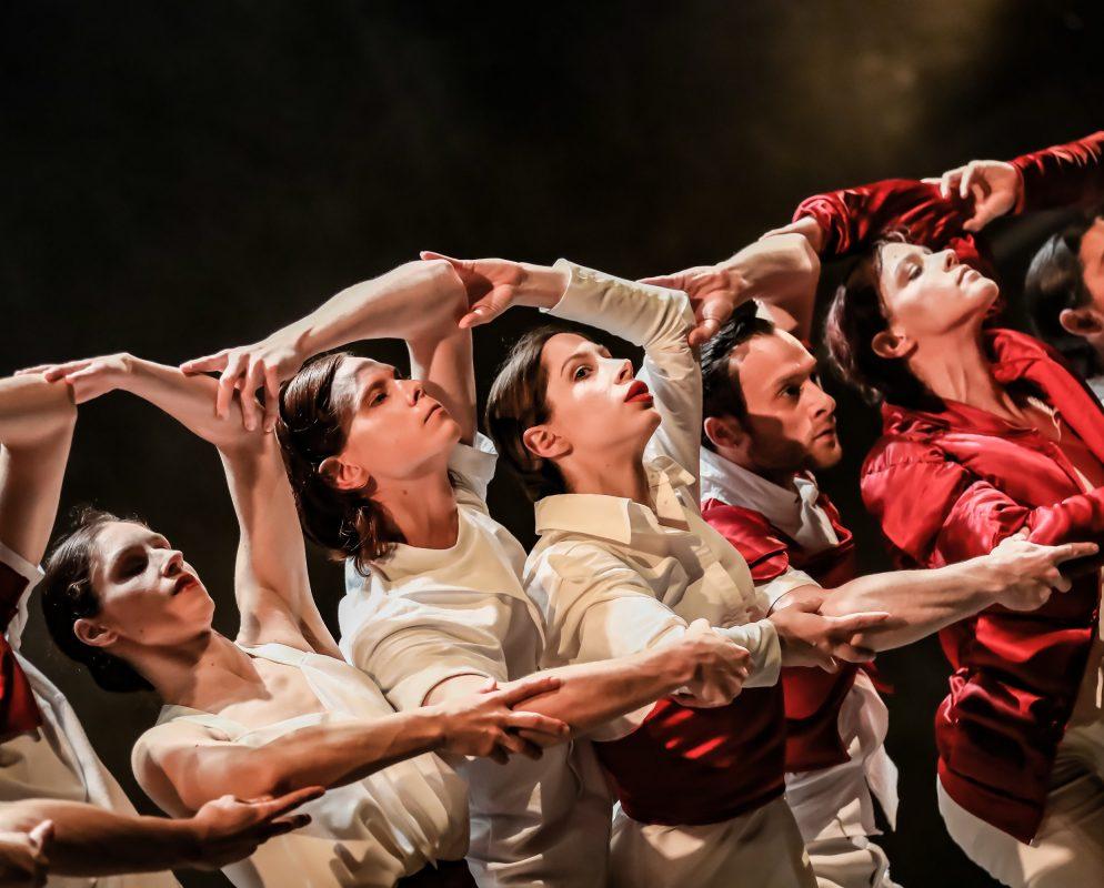 Premijera baleta 'Heroj je umoran / Hero is tired' u riječkom HNK-u
