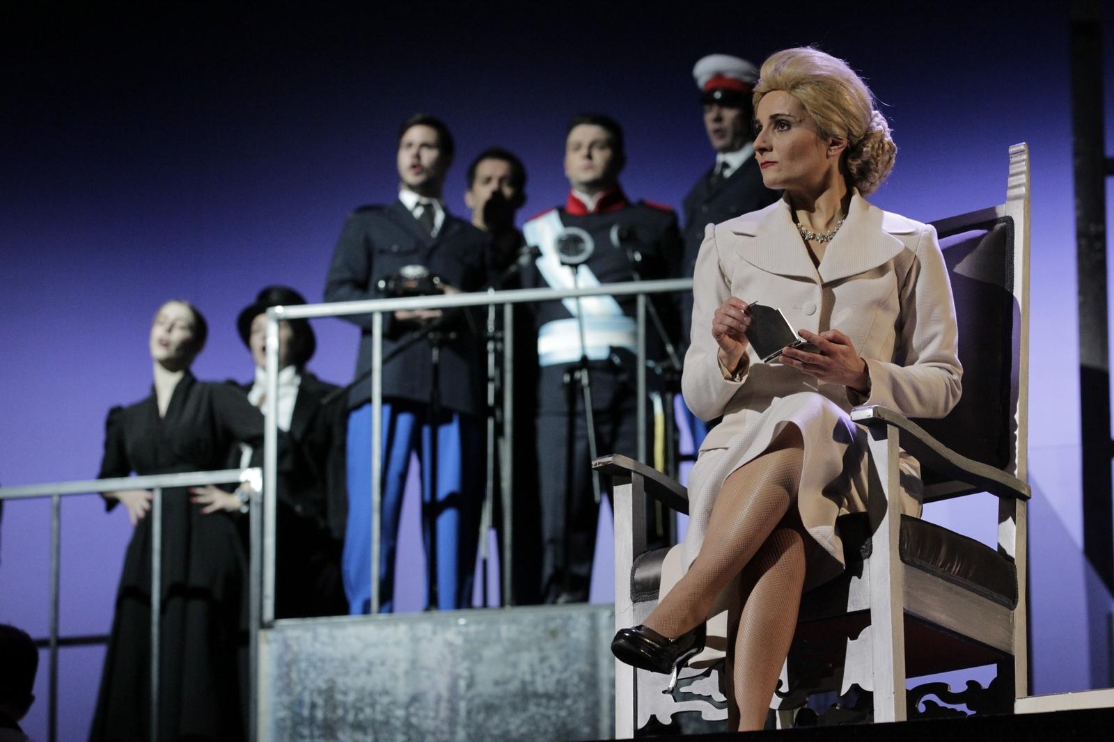 Premijera mjuzikla 'Evita' u riječkom HNK-u