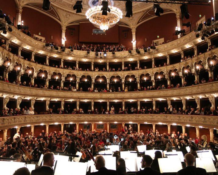 Novogodišnji koncerti u riječkom 'Zajcu' kao uvertira za Rijeku 2020