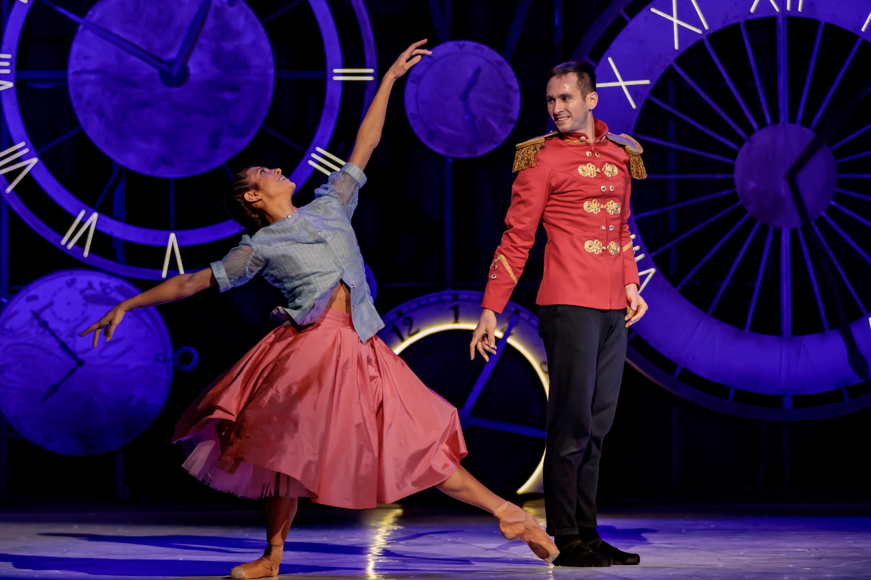 Premijera baletne predstave 'Orašar' u riječkom HNK-u