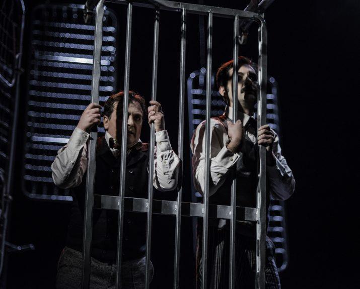 Premijera predstave'Cabaret Sacco e Vanzetti' u riječkom HNK-u