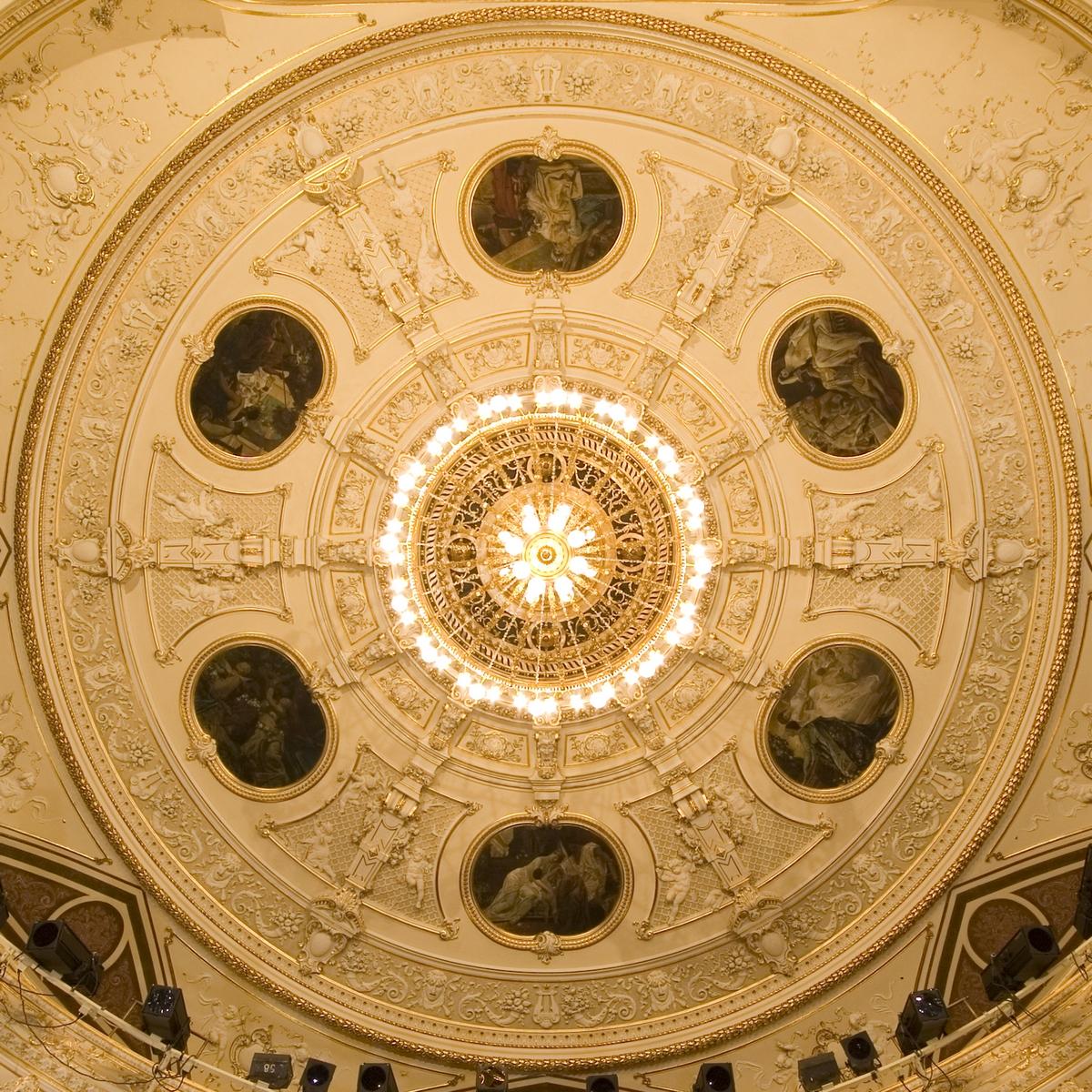 Uskoro kazališna galerija Zajc i pogled na Klimta