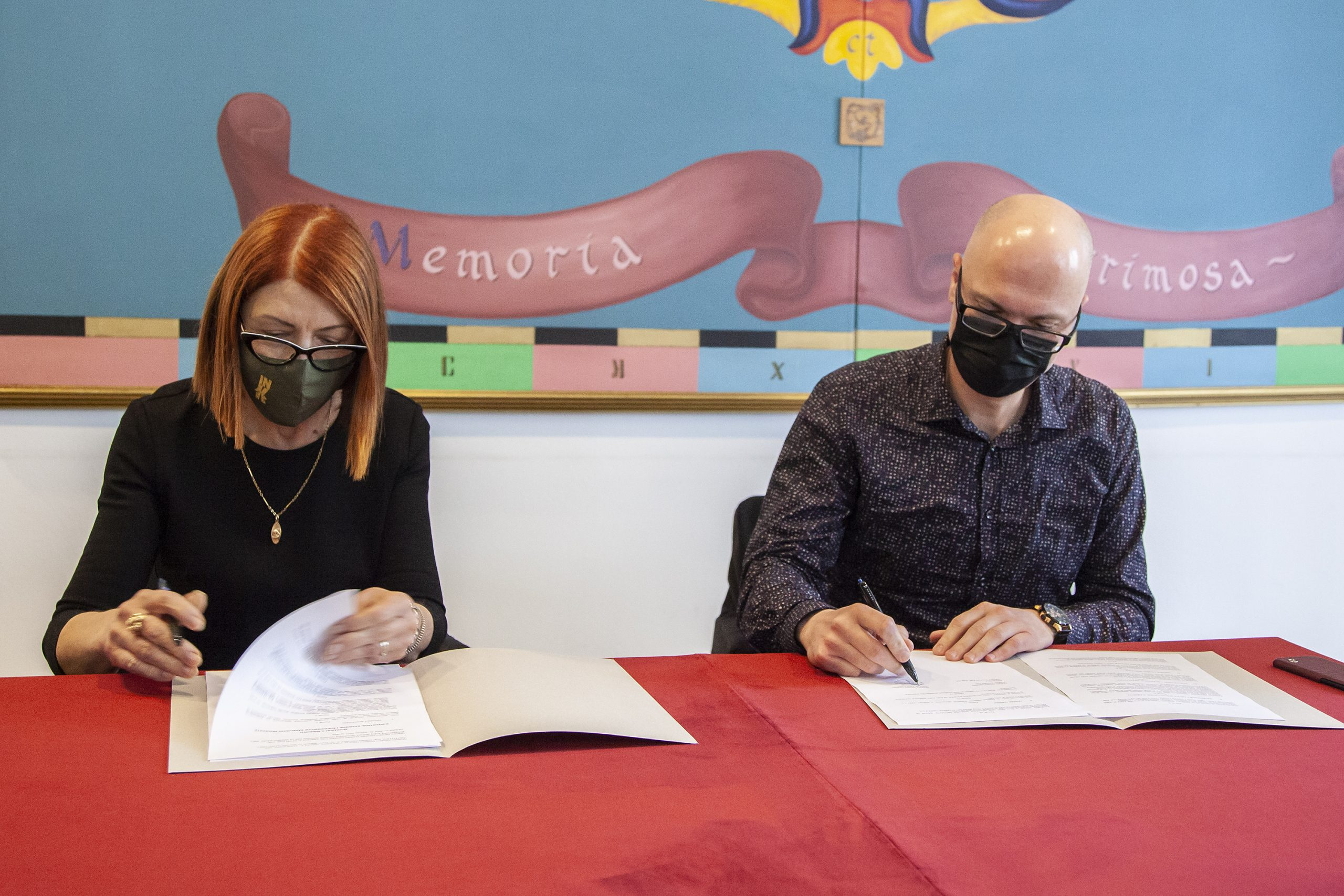 Potpisan sporazum o suradnji riječkog Zajca i pulskog INK-a